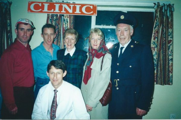 2003 Snr.Novelty Act, Connacht Finalists. Peter Vesey, Padraic Connolly Alice Mannion Mary Hussey(rip), Frank Hussey, Martin Connolly.