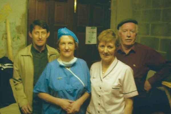 2006 Martin Connolly, Mary Hussey (rip) Alice Mannion, Frank Hussey. Snr. Novelty Act Connacht Finalists